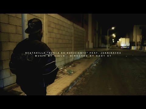 «Nunca es suficiente»: el nuevo vídeo de Nestakilla