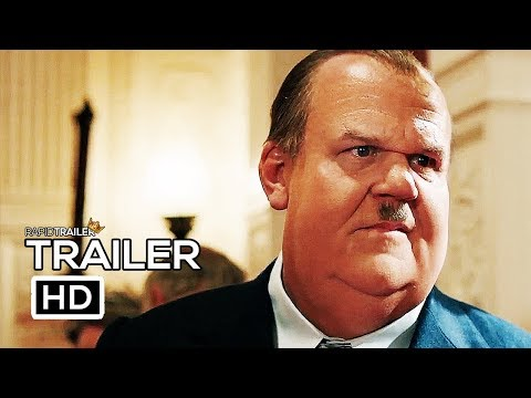 STAN AND OLLIE Official Trailer (2019) John C. Reilly, Steve Coogan Movie HD