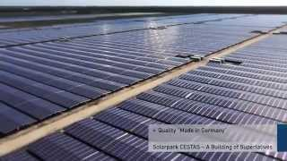 Cestas France  city pictures gallery : Krinner Solarpark Cestas