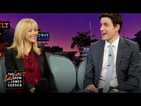Lisa Kudrow & Zach Woods Were Both Neurotic Children