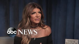 Video Teresa Giudice regrets doing the 'Real Housewives of New Jersey' MP3, 3GP, MP4, WEBM, AVI, FLV Desember 2018