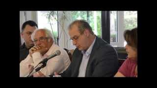 """Η εισήγηση του Προέδρου του """"ΕΣΜΥΕ"""" κ. Γιάννη Σηφάκη κατά την διάρκεια της 6ης Ε.Τ.Γ.Σ. 31.05.2014."""
