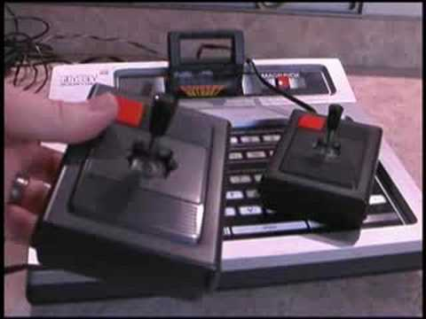 Classic Game Room - MAGNAVOX ODYSSEY 2 CONTROLLER review