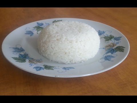 ARROZ BLANCO GRANEADO - RECETA SUPER FACIL