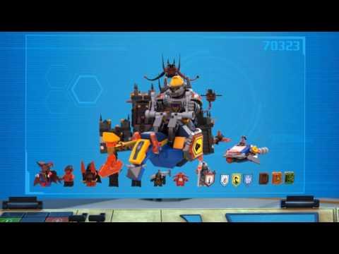 Конструктор Логово Джестро - LEGO NEXO KNIGHTS - фото № 19
