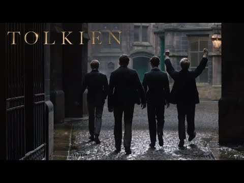 "Tolkien - ""A Fellowship"" TV Commercial?>"