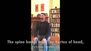 TWO SEATED EXERCISES TO HEAL NEARLY ALL CONDITIONS OF THE HEAD, NECK, BACK, ABDOMEN, AND INTERNAL OR