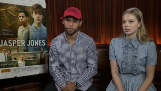 Nonton Aaron Mcgrath   Angourie Rice Talk Jasper Jones  Big Screen Adaptation Film Subtitle Indonesia Streaming Movie Download