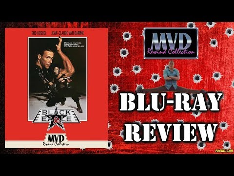 BLACK EAGLE (1988) - Blu-ray Review (MVD Rewind Collection)