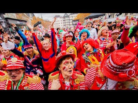 Kölle außer Rand und Band - die Karnevalssaison hat b ...