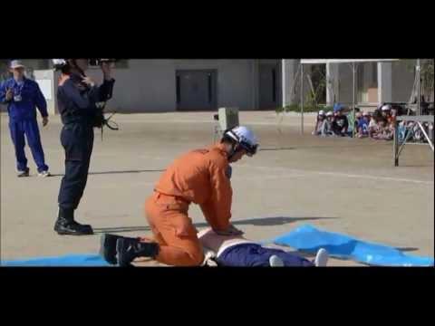 平成24年度 戸畑区防災訓練