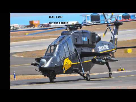 Attack helicopter 1. HAL Rudra 2....