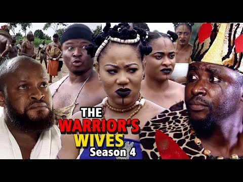 THE WARRIOR'S WIFE SEASON 4 - (New Movie) 2019 Latest Nigerian Nollywood Movie Full HD