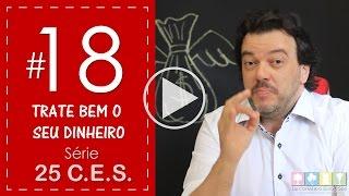 TRATE BEM O SEU DINHEIRO