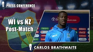 So close yet so far, it was really an emotional game - Carlos Brathwaite