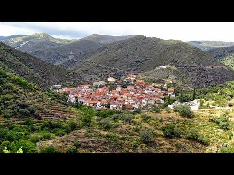 Pueblo Valero . La Palla . Sierra de las Quilamas ( Salamanca )