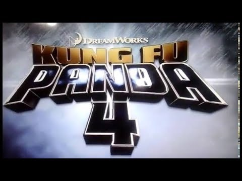 Kung Fu Panda 4 Trailer...part Of Movie Last Scenes.. Coming 2018..