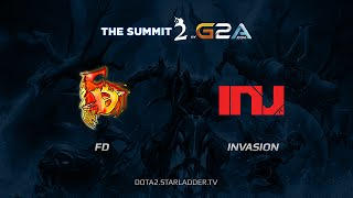 Invasion vs FD, game 2