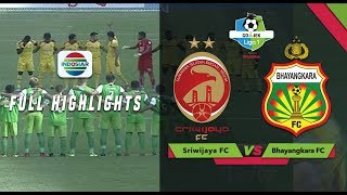 Video SRIWIJAYA FC (2) vs BHAYANGKARA FC (1) - Full Highlights | Go-Jek LIGA 1 bersama Bukalapak MP3, 3GP, MP4, WEBM, AVI, FLV September 2018