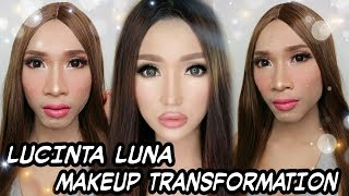 Video VIRAL LUCINTA LUNA MAKEUP TRANSFORMATION | Catur Rochmadani MP3, 3GP, MP4, WEBM, AVI, FLV November 2018