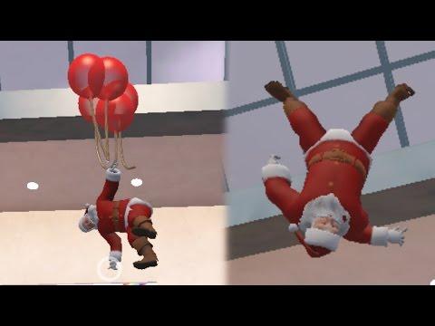 LA MUERTE DE SANTA CLAUS !! - Christmas Shopper Simulator 2   Fernanfloo