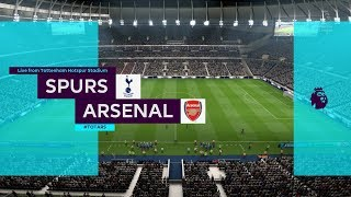 Download Video FIFA 19 | Tottenham vs Arsenal - New Tottenham Hotspur Stadium - (Full Gameplay Xbox One X) MP3 3GP MP4