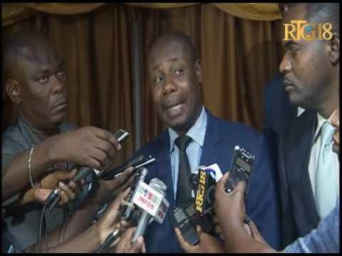 Tele ginen: Parlement haïtien / 5 Juillet 2017