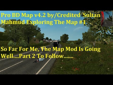 Pro-BD Map 1.30