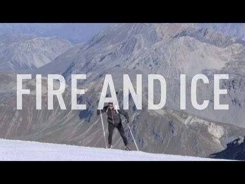 FIRE AND ICE by Alfred Dunhill
