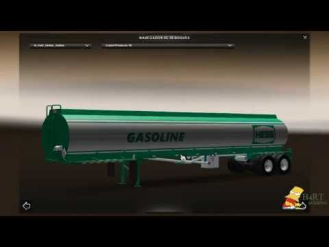 Heil Tanker Trailer 2 Axles v1.1