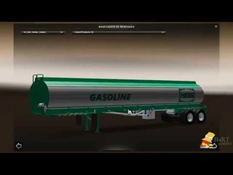 Heil Tanker Trailer 2 Axles v1.1