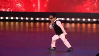 Le Plus Jeune Incroyable Talent du Monde