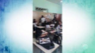 Estudante atira cadeira em colega de sala em escola de Tupã