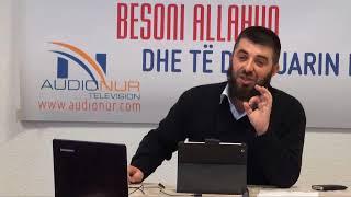 Drejtimi dhe plotësimi i saffave - Hoxhë Enes Goga