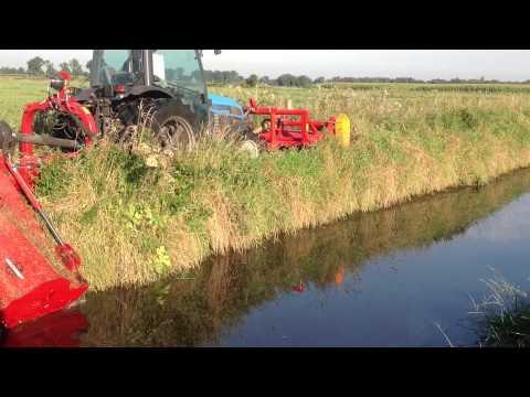 Maaien talud