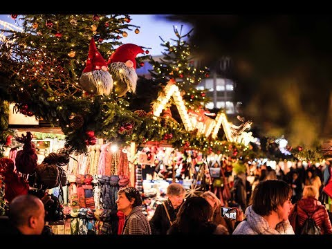 Stuttgart erstrahlt zur Weihnachtszeit: Weihnachtsmar ...