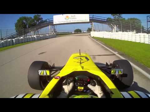 Sebring Spotlight - Spencer Pigot (Team Pelfrey)