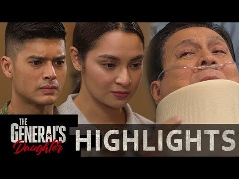 Jessie and Ethan interrogate Tiago regarding his crimes | The General's Daughter (With Eng Subs)
