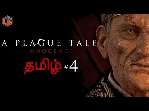 A Plague Tale Innocence #4 Live Tamil Gaming