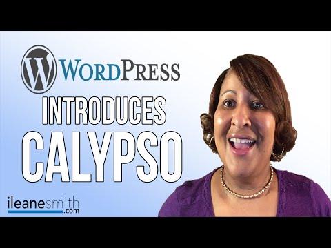 Watch 'Calypso - The New Browser Free WordPress Blog Publisher'
