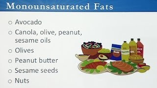 Dietary Fats: The Good the Bad and the Ugly