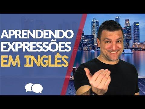 Expressoes em ingles - Curso de Ingles gratis