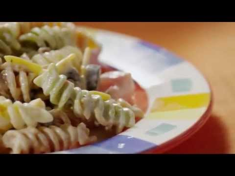 Father's Day Recipes – How to Make Bacon Ranch Pasta Salad