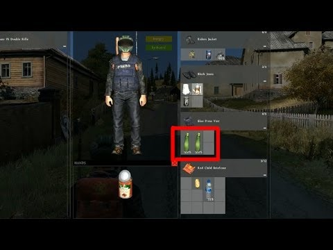 "Surviving the Zombie Apocalypse #8 (DayZ) ""Triple Zucchini Dream"""