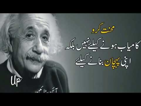 Good quotes - Famous people quotes in urdu
