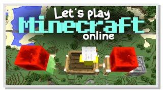 LP Minecraft online #365 - Räddningsuppdrag!