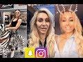 WWE Snapchat/Instagram ft. Becky Lynch, Charlotte, Carmella, Naomi, Bayley, The Iconics n MORE