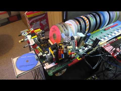 Lego Jukebox!!!