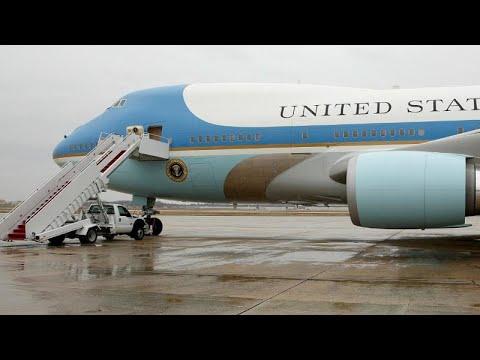 Με αισθητική Τραμπ το νέο Air Force One