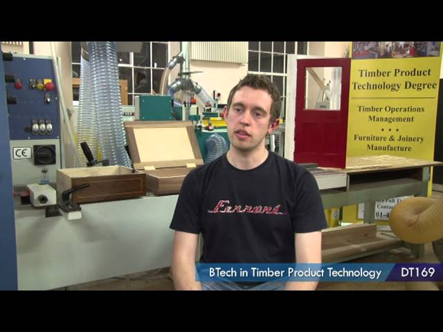 Timber Product Technology - DT169